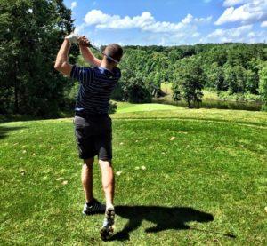 Jesse golf swing